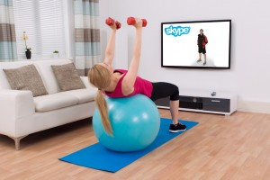 Skype Personal Training