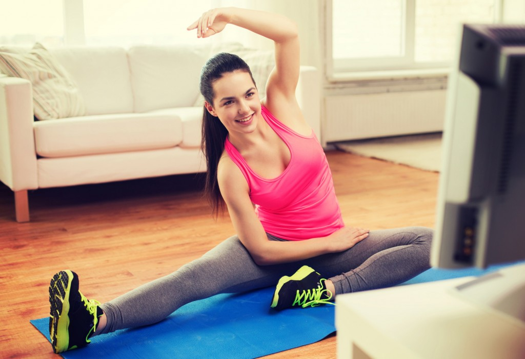 Skype Fitness Personal Training at home