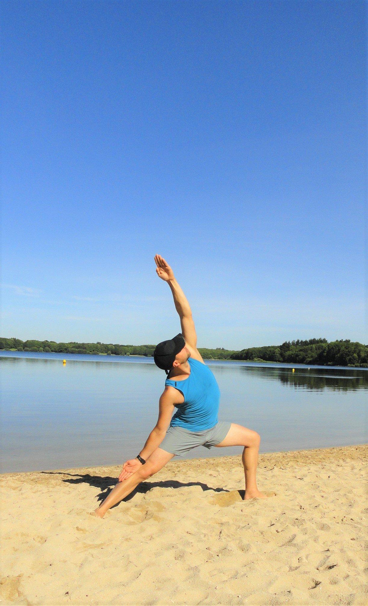Yoga tai chit pilate dans les Monts d'Arrée